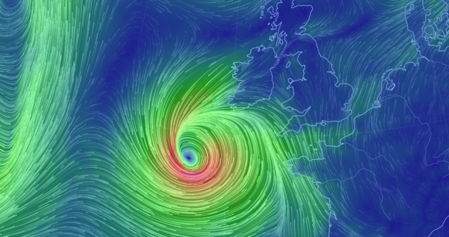 AS IT HAPPENED: Country in lockdown as Storm Ophelia kills three people
