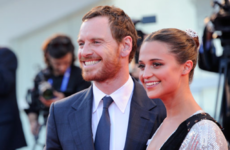 Michael Fassbender and Alicia Vikander were spotted wearing wedding rings in Ibiza... it's the Dredge