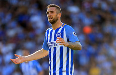 Shane Duffy plays down Ireland injury fears after pulling up against Everton