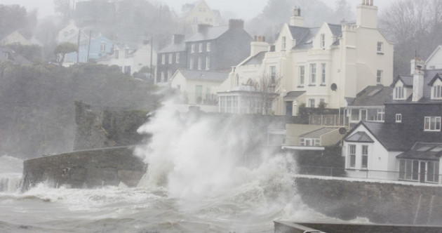 In pictures: Storm Ophelia blew a trail of destruction through Ireland yesterday