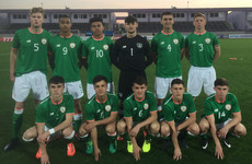 Norwich City's Cork native Adam Idah has been on fire for the Ireland U17s