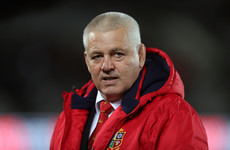 'They worked their absolute b******s off on that tour' - Gatland responds to O'Brien's Lions criticism