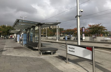 Luas services won't be back until tomorrow after storm damage to equipment at Red Cow