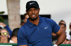 Tiger Woods given go ahead to resume playing with no restrictions