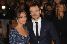 Details about Michael Fassbender's top secret wedding party have emerged... it's The Dredge