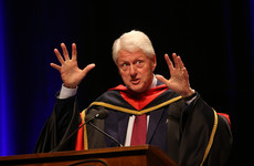 What links Brexit, Samaritans and the Human Genome Project? Bill Clinton gets philosophical at DCU