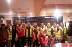'Sunday night, I made a commitment that there'd be no homeless people on the streets of Cork'