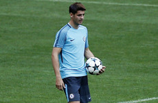 Boost for Chelsea as fit-again Morata could feature in Roma clash
