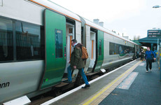 Hours-long delays on Irish Rail intercity routes as the Ophelia fallout continues