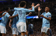 Kevin de Bruyne pulled the strings and brilliant Man City got the job done against Napoli