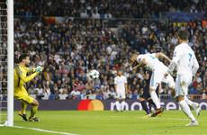 Real held by Hugo Lloris masterclass in Madrid