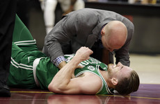 Horrific Hayward injury ruins dramatic opening night in the NBA