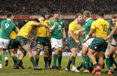 Ireland will play Australia in three-Test series next summer