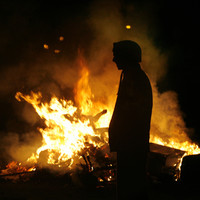 Poll: Would you report wood being stockpiled for bonfires?