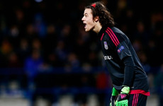 Benfica's 18-year-old goalkeeper breaks Casillas' CL record against Man United