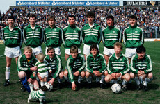 'John Giles came to the house... He wanted to get a group of young lads together, the best in the country'