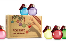 Aldi is selling baubles filled with gin to hang on your Christmas tree