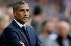 Steps still must be taken to rid football of racism, says Chris Hughton