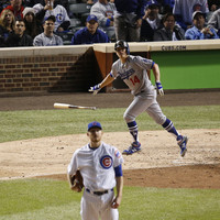 Dodgers demolish Cubs to reach first World Series since '88