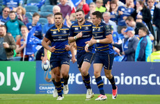 Leinster look to weather the Glasgow storm and continue on upward curve