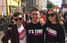 Should social influencers feel obliged to speak out on Repeal The 8th?