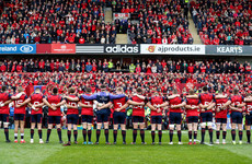 Munster to pay tribute to Anthony Foley before tomorrow's clash with Racing 92