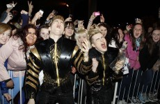 Jedward thank their 'jedicated' fans as they head for Eurovision... again