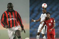 Remember George Weah? His son is burning up the U-17 World Cup for the US