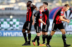 Izzy leaves Dundalk dizzy as Bohs pick up a well-earned victory at Oriel Park