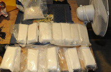 Man arrested following €1 million Offaly drug seizure to appear in court this morning