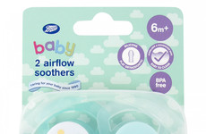 Boots Ireland recalls baby soothers over health and safety fears