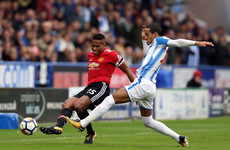 As it happened: Huddersfield Town vs Man United, Premier League