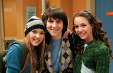 The actor who played Oliver in Hannah Montana is becoming very popular because of his weird tweets