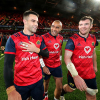 Erasmus hails Munster's heart to edge Racing battle