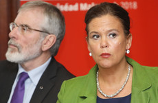 Sinn Féin the big loser in latest opinion poll