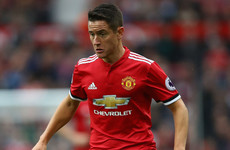 Ander Herrera questions Man United players' 'passion' in defeat