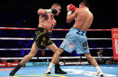 Ryan Burnett overcomes old pal in gruelling encounter to become unified world champion