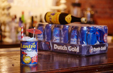 A bar in Cork are selling a brilliant cocktail made with Dutch Gold and Buckfast
