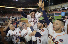Astros down Yankees, set World Series clash with Dodgers