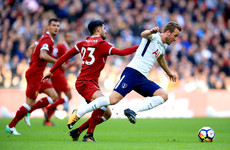 As it happened: Tottenham vs Liverpool, Premier League