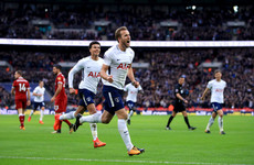 New Premier League attendance record set as brilliant Kane sinks Liverpool at Wembley