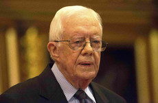 Former US president Jimmy Carter says he'd travel to Pyongyang to help sort Korea crisis