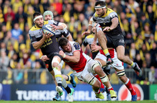 La Rochelle take control of pool as Ulster well beaten in France