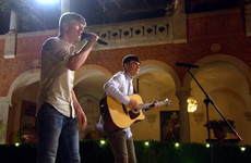 Here's the performance that saw Wicklow brothers Sean and Conor through to The X Factor live shows