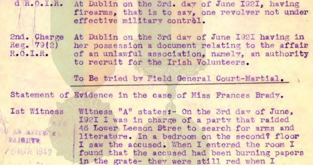 IRA spies and 10-year-old dispatch carriers: Inside newly-released military docs