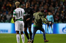 Uefa fine Celtic after fan's attempted assault on PSG striker Mbappe