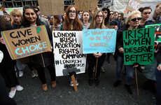 UK government says Northern Irish women can get abortions free on NHS in England