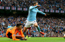 Manchester City's Bernardo Silva cleared by the FA after diving allegations