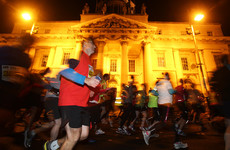 Charity running event postponed to avoid clashing with Ireland - Denmark playoff
