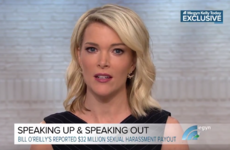 Megyn Kelly accuses Fox News of protecting Bill O'Reilly from claims